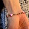 pink freshwater pearls