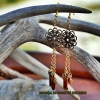 Brass earwires